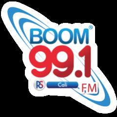 Boom 99.1 FM Cali